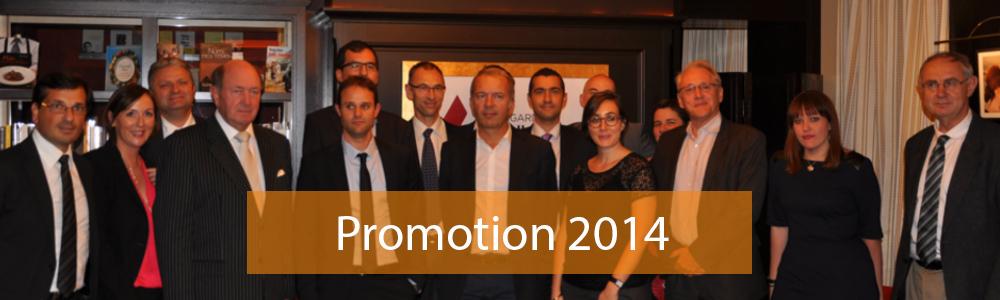 mentorat promotion 2014
