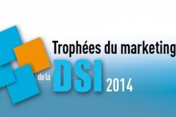 trophées du marketing DSI
