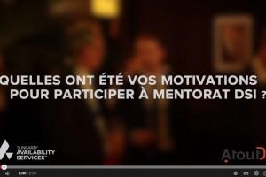 vidéo mentorat DSI