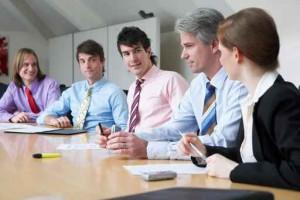 Comité de direction DSI