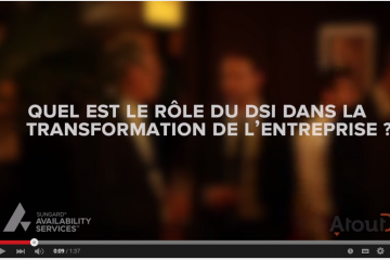 AtoutDSI Transformation entreprise