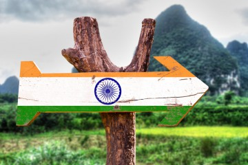 India flag resilience delocalisation