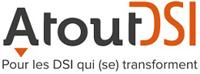 AtoutDSI, pour les DSI qui se transforment logo